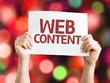 Write Your Entire Web Site Content