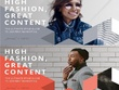 Provide a month of content marketing for your fashion, beauty, health/fitness brand