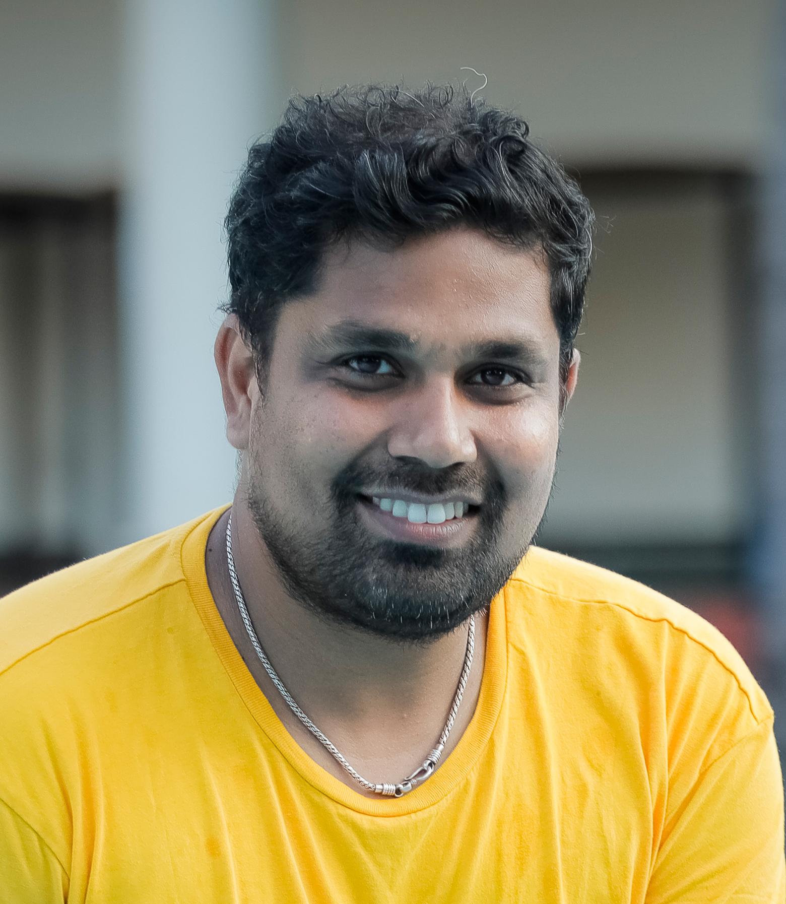 Naresh Sam