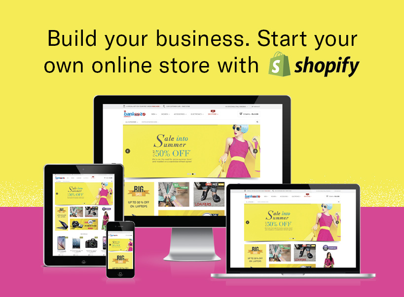 shopify Store Set Up - All you need to get selling