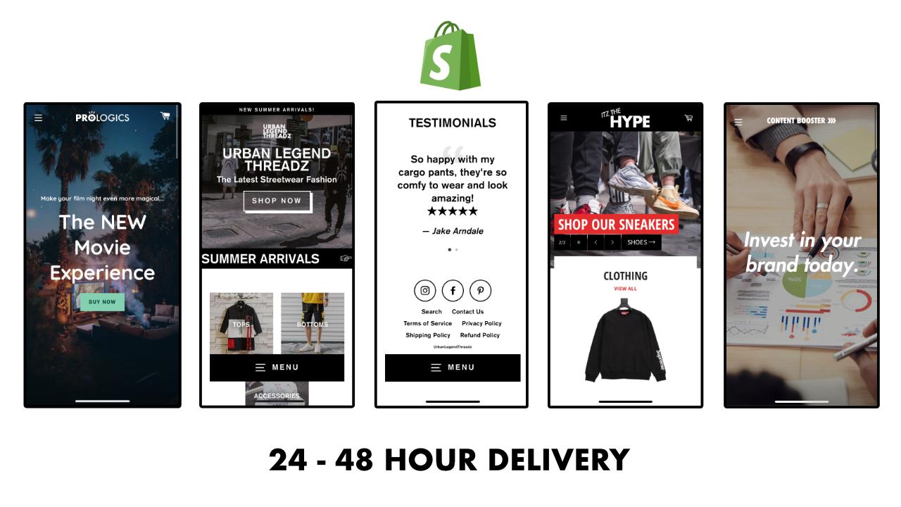 (FREE Logo) Profitable & Launch-Ready Shopify Dropshipping Store