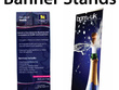 Design your roller pull up banner stand