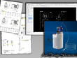 Translate your sketches,prototypes  into 3D/2D CAD models.