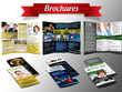 Design your trifold brochure or flyer