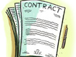 Draw up a contract for you