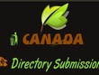 Submit your site manually to 31 canadian high pr  directory, under relevant category
