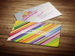 Design exclusive business cards