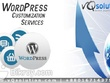 Customize wordpress theme  and also psd to wordpress