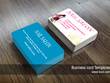 Deliver a business card + logo + letter head with revisions