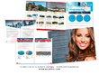 Design your A3, A4 or A5 Brochure / Magazine (4 pages)