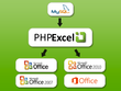 Create a PHP script that will export your MySQL database to Excel spreadsheets