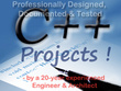Do a C++ project on MS WIndows or Linux