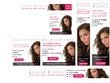 Design 8 or 12 set animated GIF banner ads (web standard sizes)