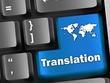 Translate from English into German/ German into English