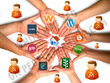 Do white hat SEO Backlinks Wheel with High PR blogs then Social Bookmarks to tier1