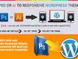 Build Responsive Website with Multipurpose Wordpress Theme, mobile & tab ready