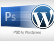 Convert PSD to HTML5 then WordPress Template using Twitter Bootstrap