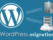Transfer migrate move Wordpress site from a web hosting to another