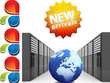 Provide 12 month web hosting with domain registration