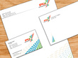 Design your business card, letterhead & envelope