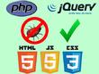 Fix PHP, HTML, CSS, JavaScript/jQuery bugs/errors