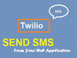 Add SMS feature into your website (PHP/ASP.NET) using Twilio API