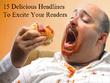 Create a list of 15 article headlines/SEO blog post ideas