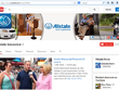 Create a YouTube channel with graphics, links, About Us section and upload videos