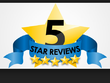 """Add the Rating Review function on to your directory & add 10 """"5"""" star reviews"""