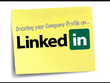 LinkedIn company page targeted for LinkedIn marketing