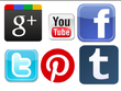 Add your social media plug ins to your website - increase your SEO and rankings