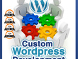 Design and create a fully responsive Wordpress/CMS website with hosting
