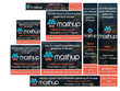Design 3 Banner Ads for web advertising (choose from standard web sizes)