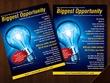 Design professional and unique flyers/leaflets