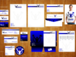 Make professional stationery set designs