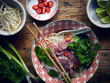Take professional food photographs