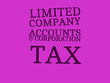 Prepare and submit your limited company accounts & corporation tax return to HMRC