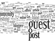 Publish you Guest Post on PR6 General Blog