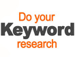 Keyword research & analysis to identify the best words for SEO, PPC & Google Adwords