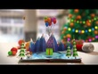 Create Christmas greetings video with your logo