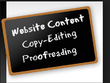 Rewrite 5 pages of your website copy thats rich in your Keywords to rocket your SEO.