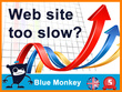 Help speed up your slow web site for better user experience and SEO