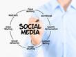 Write 30 x social media posts