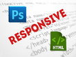 Turn your psd to responsive html/css