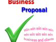 Win Business with a Killer Proposal