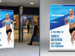 Design a pull up / roll up banner with unlimited revisions