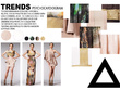 Design an on-trend fashion look book