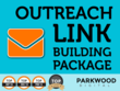 Do white hat link building bespoke/manual SEO that includes outreach