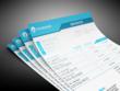 Design invoice template