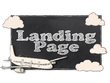 Create bespoke responsive professional landing page and deliver in HTML